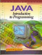 JAVA:  Introduction to Programming