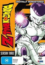 Dragon Ball Z : Season 3 (DVD, 2008, 6-Disc Set)
