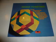 NICELY TOGETHER - Polydor LP - 1971 UK 13-track Vinyl LP