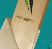 Anti Scuff Sheet, Fibre Tape for Cricket Bat Protection ( 4 Quantity)
