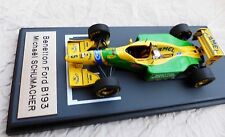 Benetton Ford B193 Schumacher Winner Portuguese GP 1993 Tameo No BBR 1/43 F1