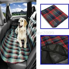 145cmx115cm Waterproof Car Van Rear Pet Dog Car Seat Cover Protector Mat Blanket