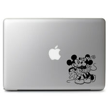 Mickey Minnie Kissing for Macbook Air/Pro 1Laptop Car Window Vinyl Decal Sticker