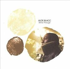 Shine Through by Aloe Blacc (CD, May-2006, Stones Throw)