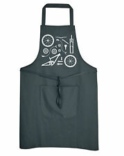 Bike Parts (DH) Apron MTB Biking Road BMX Bike Shop Cycling Clothing NEW