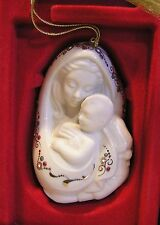 LENOX MADONNA AND CHILD CHRISTMAS Ornament NEW in BOX