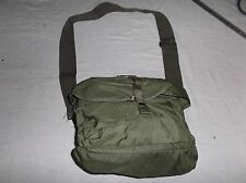 US Military Medical Instrument And Supply Set Case Trifold Green w Supplies 8762