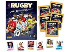 Stickers / Vignettes Panini ~ Rugby 2016-17 10ème Edition - 25 Pochettes
