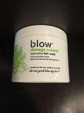 BLOW Damage Control Restorative Hair Mask 4oz - CLOSEOUT PRICING