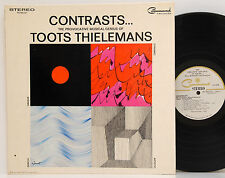 Toots Thielemans         Contrasts         Command        USA      NM # 26
