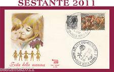 ITALIA FDC ROMA A 98 FESTA DELLA MAMMA 1970 ASSISI PG Q321