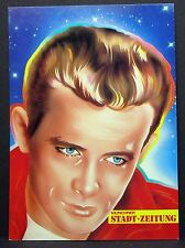 James Dean-  Actor Movie Photo - Film Autogramm-Karte AK (Lot-Z-350)