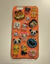 BRAND NEW Decoden Kawaii Mixed Character iPhone 6/6s Case