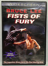 "Fists of Fury (DVD, 1996) Widescreen, ""The Big Boss"", Bruce Lee, R0 REGION FREE"
