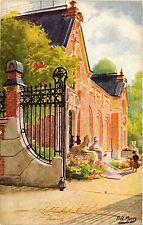 CPA  Les Sites de France par Fred Money -Doullens Le musée Lombart  (295373)