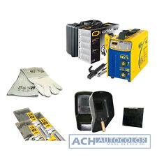 GYSMI 165 E-Hand Inverter Elektrode 160A MMA GYS SET MASKE HANDSCHUHE ELEKTRODEN