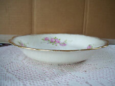 """Antique Smith Phillips Semi Porcelain 7 3/4"""" Soup Cereal Bowl Early 1900"""