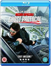 Mission Impossible: Ghost Protocol [Blu-ray]    Brand new and sealed