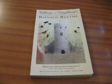 TALKING TO THE NEIGHBOURS BY RONALD BLYTHE VG CONDITION
