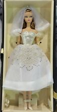 2014 PRINCIPESSA BARBIE Wedding Gown Silkstone Gold Label Barbie MINT NEW * NRFB