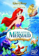 The Little Mermaid (2 Disc Special Edition) [DVD] Brand New and Sealed DISNEY R2