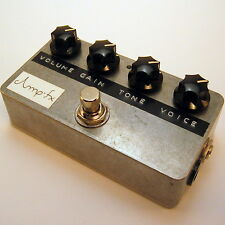 Amp-fx Zendrive aka » the Dumble simulator « // Handmade in Berlin.