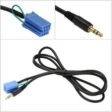 Car AUX-in Audio Music Adapter Cable MP3 3.5mm for VW Smart 450 ALL Models FD2D