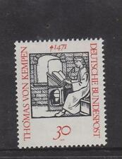 WEST GERMANY MNH STAMP DEUTSCHE BUNDESPOST 1971 THOMAS KEMPIS  SG 1585