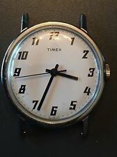 Vintage Timex Manual Wristwatch 38mm
