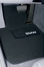BMW Genuine Black Floor Mats for E46 - 3 SERIES COUPE & SEDAN  82111470424