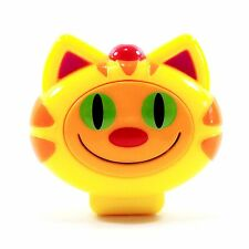 Ultra Cute Cat Head Laser Pointer Toy - Exercise And Play With Kitty