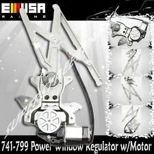 Front Left Driver Power Window Regulator  for 99-03 Toyota Tacoma DLX 741799