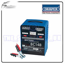 Draper Tools Expert 12V/24V 12A Battery Charger - BC14B