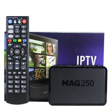 Hot!TV MAG 250 IPTV SET TOP BOX Multimedia Player Internet TV IP HDTV 1080p