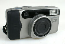 NIKON LITE TOUCH ZOOM 110 AF POINT AND SHOOT FILM CAMERA