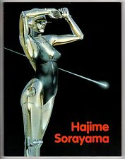 1993 First Edition Book Hajime Sorayama, Softcover, Printed in Germany