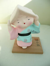 SUPERB JAPANESE ISE DOLL IN ORIGINAL BOX