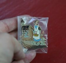 Disney WDCC Belle Dreaming Of A Great Wide Somewhere pin