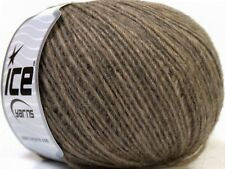 Peru Alpaca Light DK Yarn #38135 Camel - Ice 50gr 191yds Alpaca, Merino Wool