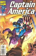 CAPTAIN AMERICA #7 VOL.3 VF/NM