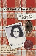 Diary of a Young Girl Anne Frank Paperback NEW Book Free UK Shipping