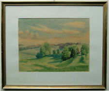 F.Eppler - weite grüne Landschaft