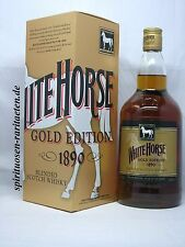 White Horse Gold Edition 1890 Blended Scotch Whisky 1,0 L. 43% Year of the Horse