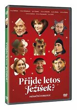 Prijde letos Jezisek? (Little Baby Jesus) DVD Czech movie 2013 English subtitles