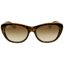 Ray Ban RB4227 Brown Gradient Ladies Sunglasses RB4227 710/13 55-17