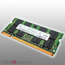 Apple Mac 1GB Memory 667MHz DDR2 PC2-5300 SODIMM RAM for MacBook Pro iMac Mini 2