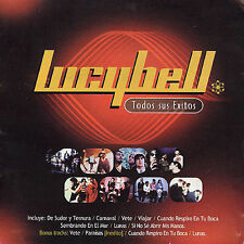 Lucybell: Todos Sus Exitos Import Audio CD