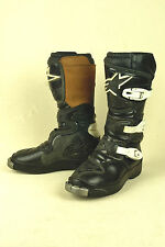 ALPINESTARS * ITALY * MOTOCROSS BOOT * / 3 US,  35.5 EUR / EXCELLENT