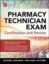 Pharmacy Tech Exam Board and Review by Allison Cannon, Eric Schmidt, Kristy...