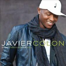 JAVIER COLON Come Through for You SEALED CD Adam Levine guests
